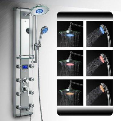 AKDY 5333D LED Shower Panel