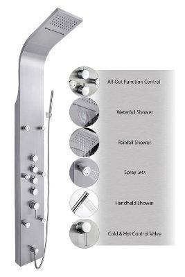 AKDY JX-9821 AZ-9821 Shower System Shower Panel