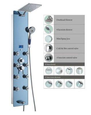 Blue Ocean SPV878392H Shower Panel