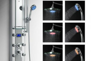 How To Choose The Shower Panel