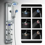 AKDY 5333D LED Shower Panel