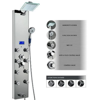 AKDY AK-787392M Shower Panel