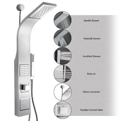 AKDY AK-JX-9002 Shower Tower Panel