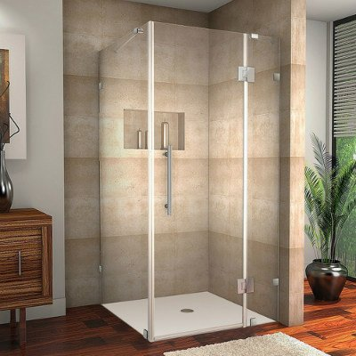 Aston Avalux Completely Frameless Hinged Shower Enclosure Review
