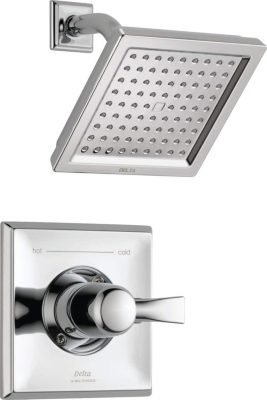 Delta T14251 Dryden 14 Series Single-Function Shower Trim Kit