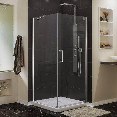 DreamLine Elegance Frameless Pivot Shower Enclosure Review