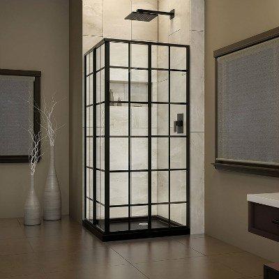 DreamLine French Corner framed Sliding Shower Enclosure Review