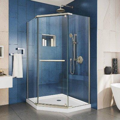 DreamLine Prism Frameless Pivot Shower Enclosure Review