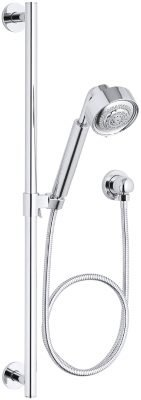 Kohler K-9059-CP Contemporary Handshower Kit